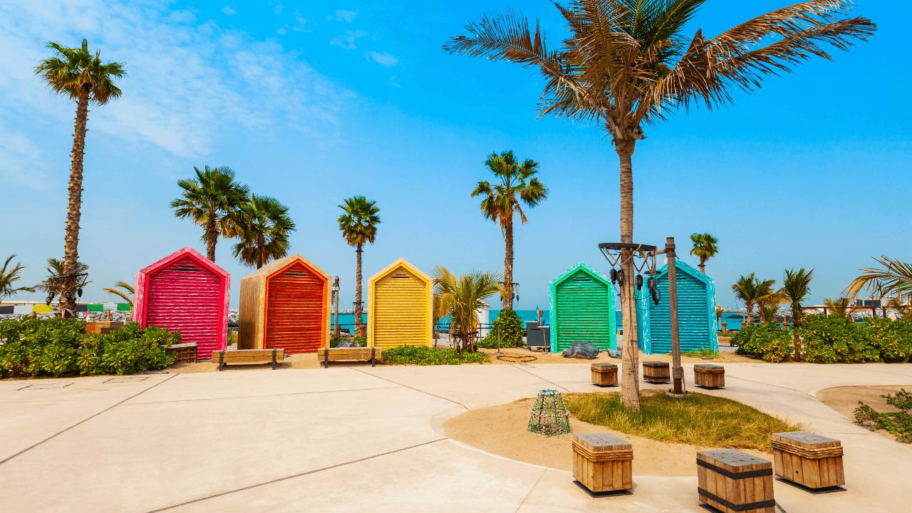 טיילת חוף