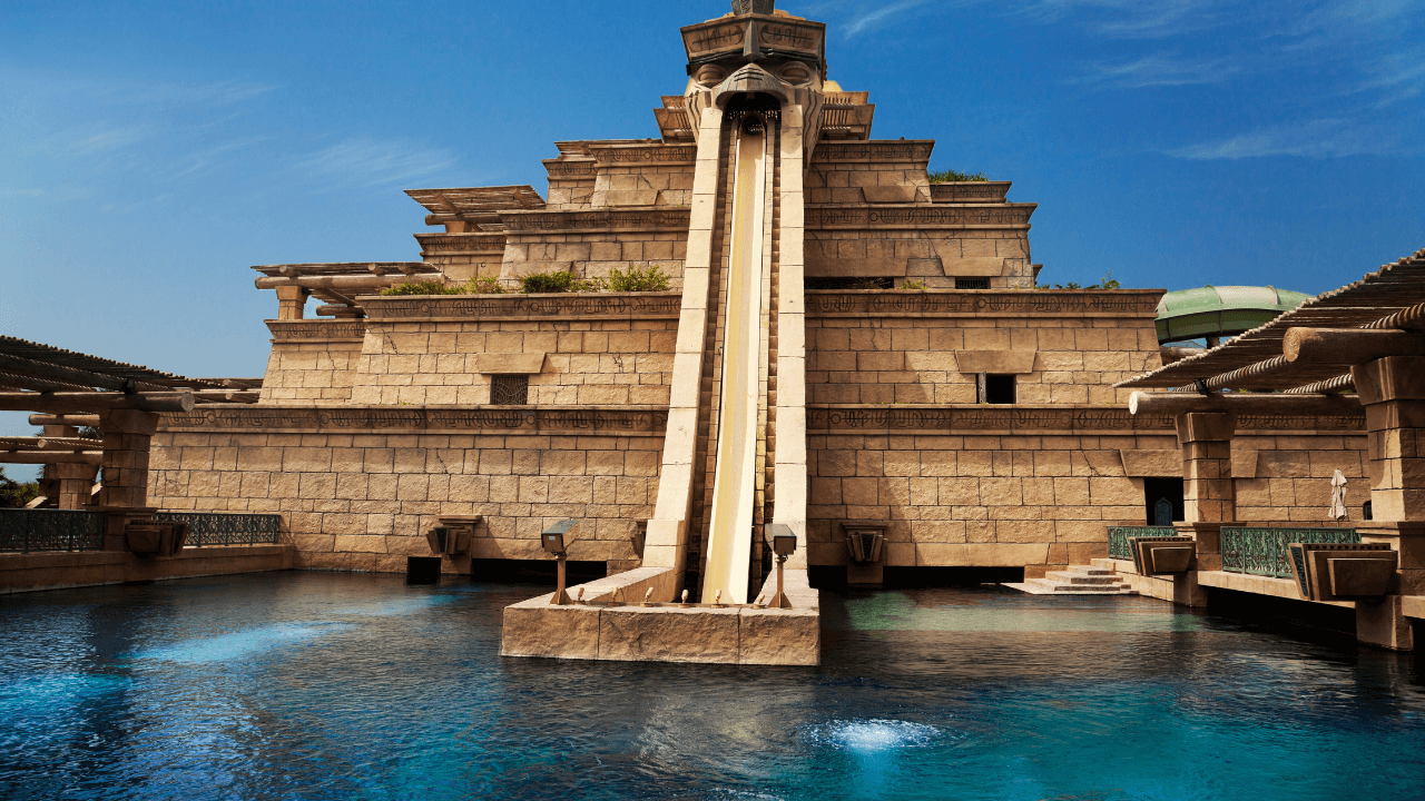 פארק המים אטלנטיס דובאי
