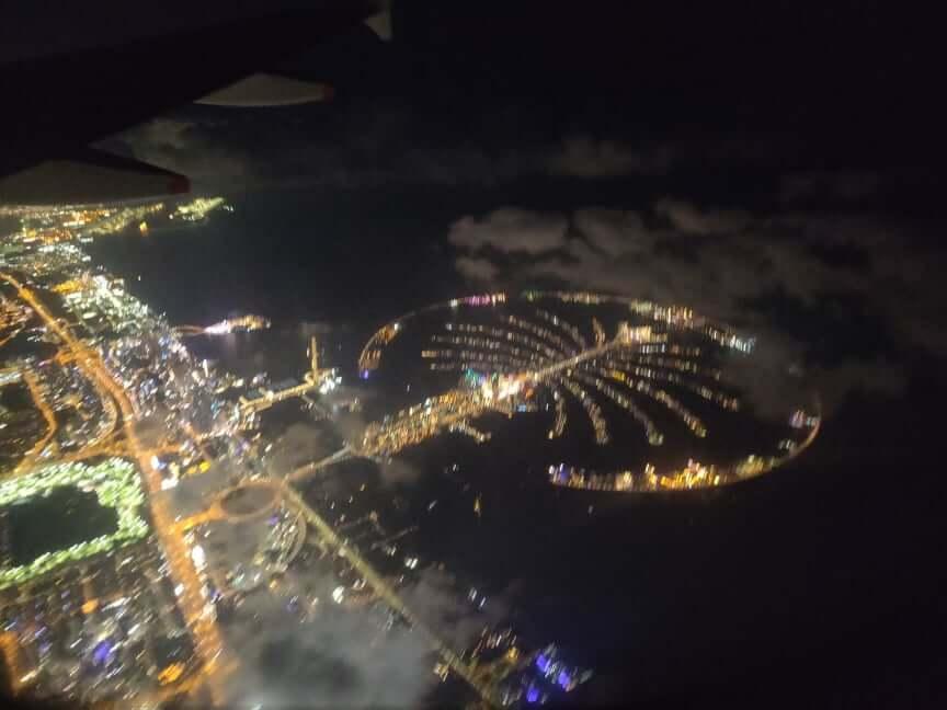 צילום אווירי על העיר
