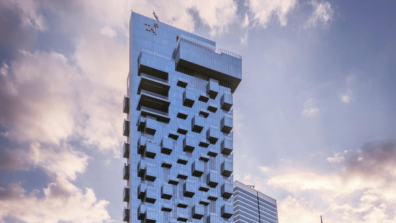 בניין גבוה - Taj