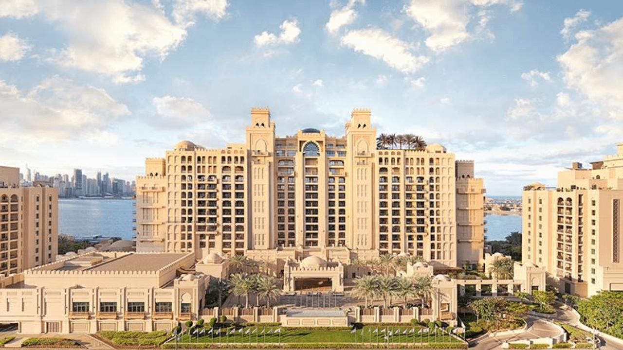מלון מפואר בדובאי
